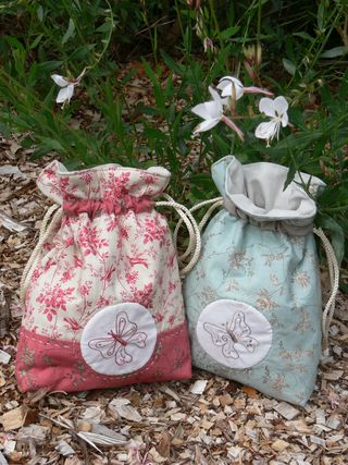 Butterfly bags