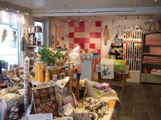 Siw's shop in Heimdal