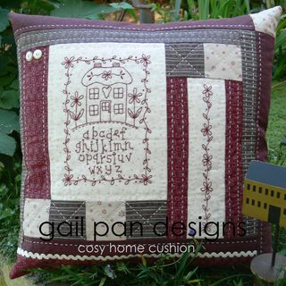 Cosy home cushion