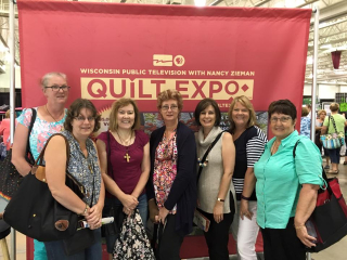 Madison quilt expo