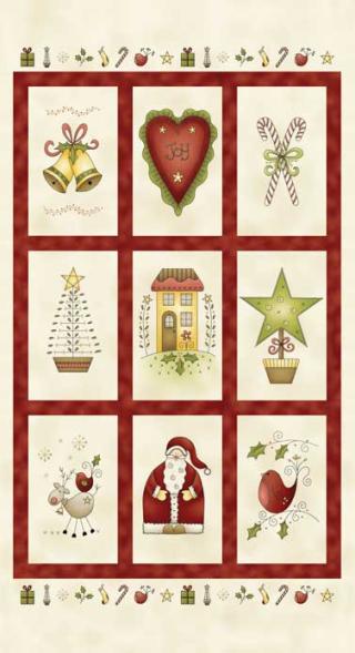 Panel all things christmas