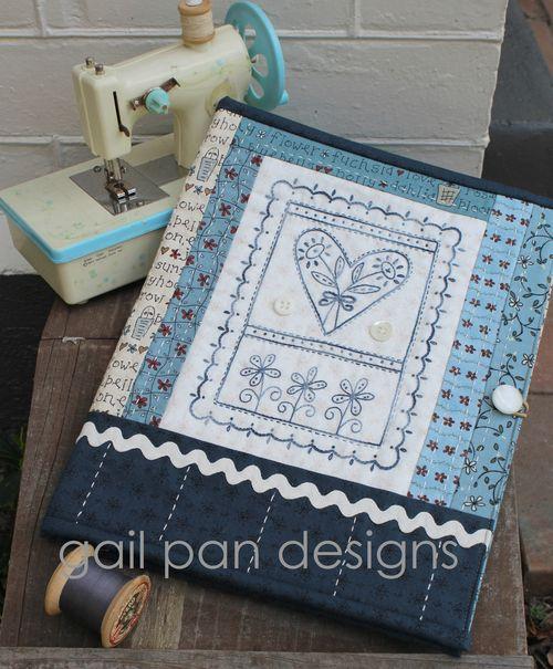 Heartfelt sewing folder blog