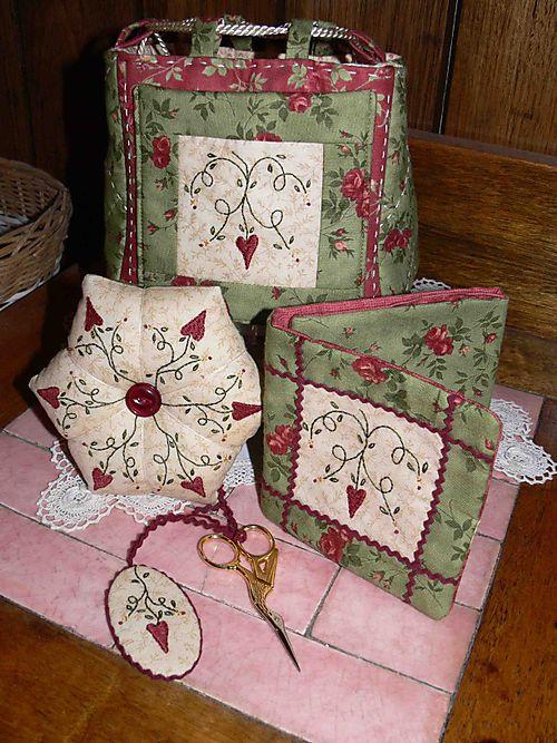 Poppy's Sewing set