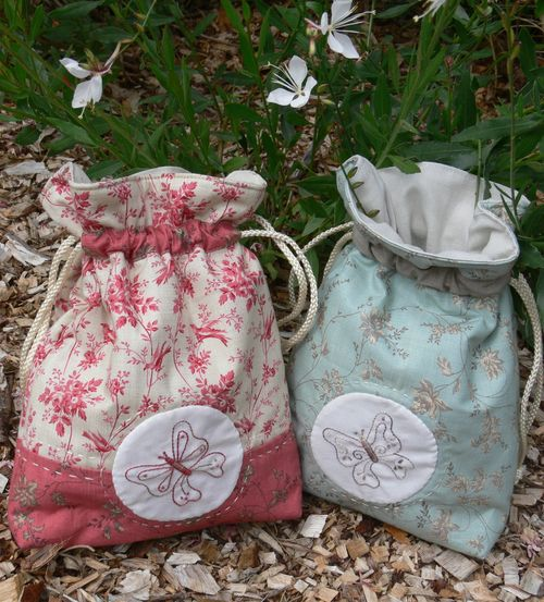 Butterfly Dilly Bags