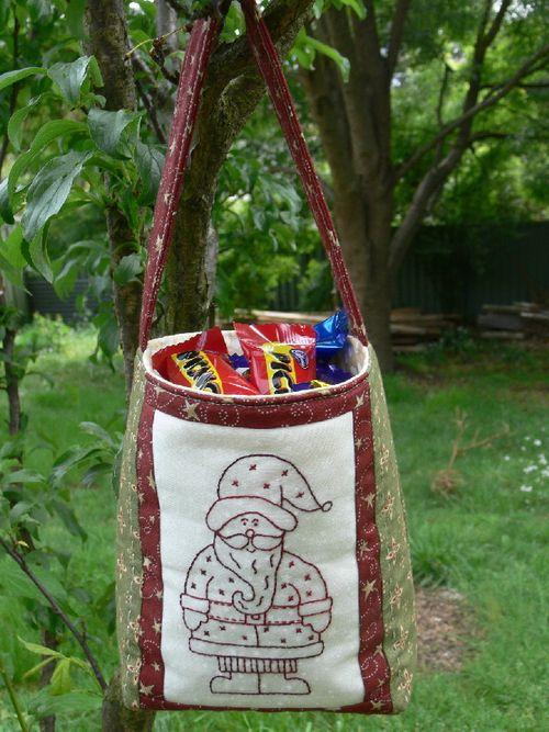 santa's goody bag